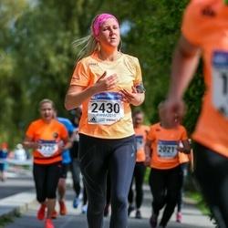 Helsinki Half Marathon - Jaana Westenius (2430)