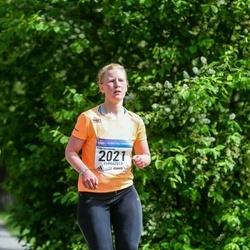 Helsinki Half Marathon - Tuija Savolainen (2021)