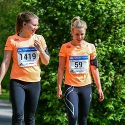 Helsinki Half Marathon - Ida-Maria Annala (59), Niina Mäki (1419)