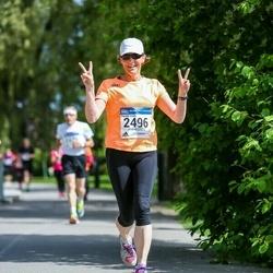 Helsinki Half Marathon - Päivikki Vuollo (2496)