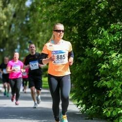 Helsinki Half Marathon - Mari Rosenqvist (1885)