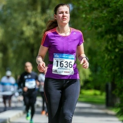 Helsinki Half Marathon - Teresa Partanen (1636)