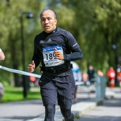 Helsinki Half Marathon - Yana Rudiyana (1890)