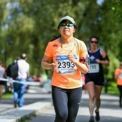 Helsinki Half Marathon - Minjia Wang (2393)