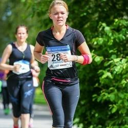 Helsinki Half Marathon - Krista Forsström (284)