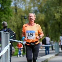Helsinki Half Marathon - Tiina Henriksson (439)