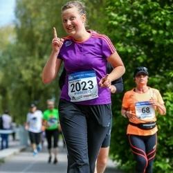 Helsinki Half Marathon - Hannah Schigutt (2023)