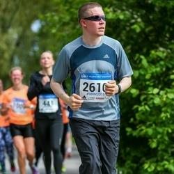 Helsinki Half Marathon - Tapio Hirsivaara (2610)