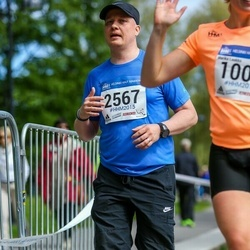 Helsinki Half Marathon - Harri Dahlgren (2567)