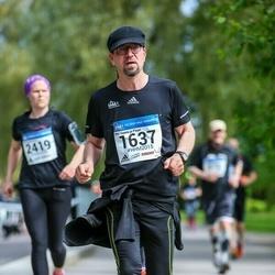 Helsinki Half Marathon - Simo Partanen (1637)