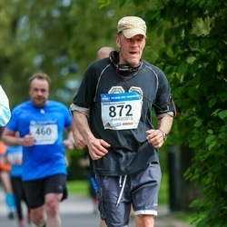 Helsinki Half Marathon - Pentti Konttila (872)