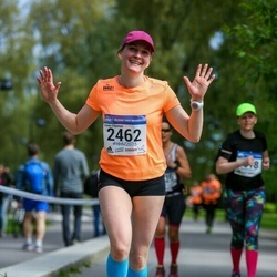 Helsinki Half Marathon - Venla Viljamaa (2462)
