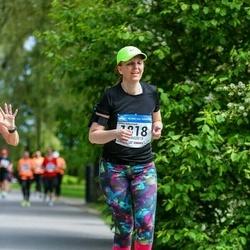 Helsinki Half Marathon - Minna Rehnstrand (1818)