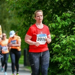 Helsinki Half Marathon - Mervi Saviaro (2016)