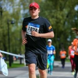 Helsinki Half Marathon - Julius Reinikainen (1824)
