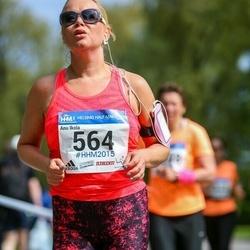 Helsinki Half Marathon - Anu Ikola (564)