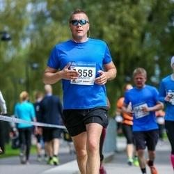 Helsinki Half Marathon - Toni Rintamäki (1858)