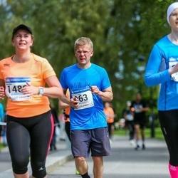 Helsinki Half Marathon - Tuomas Kunnari (963)