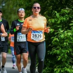 Helsinki Half Marathon - Sara Sillanpää (2839)