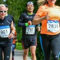 Helsinki Half Marathon - Kyuwan Kim (797)