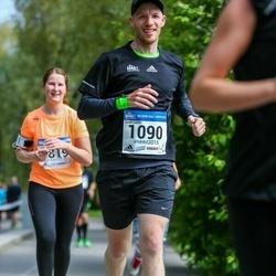 Helsinki Half Marathon - Scott Leefe (1090)