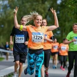 Helsinki Half Marathon - Laura Luotio (1229)
