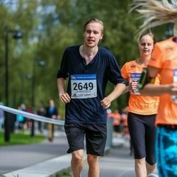 Helsinki Half Marathon - Kari Kahila (2649)