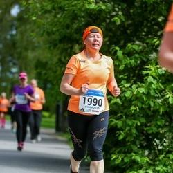 Helsinki Half Marathon - Minna Salorinne (1990)
