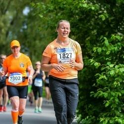 Helsinki Half Marathon - Anni Reinikainen (1827)