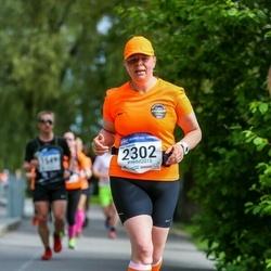 Helsinki Half Marathon - Anu Tuomola (2302)