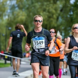 Helsinki Half Marathon - Kati Näätänen (1549)