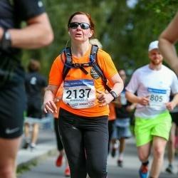 Helsinki Half Marathon - Tarja Suhonen (2137)