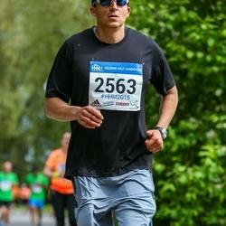 Helsinki Half Marathon - Sergio Bolivar (2563)