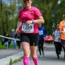Helsinki Half Marathon - Laura Majoinen (1269)