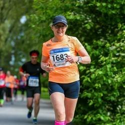 Helsinki Half Marathon - Kirsi Petäjä (1683)