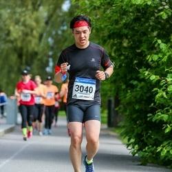 Helsinki Half Marathon - Yang Shen (3040)