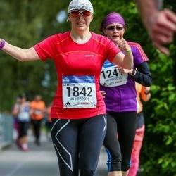 Helsinki Half Marathon - Kati Riikonen (1842)