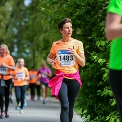 Helsinki Half Marathon - Anne Niittymaa (1483)