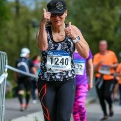 Helsinki Half Marathon - Marjo Luusuaniemi (1240)
