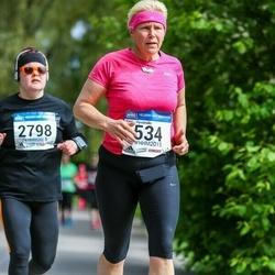 Helsinki Half Marathon - Sanna Hyvämäki (534)