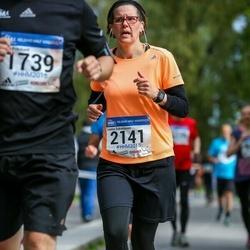 Helsinki Half Marathon - Leena Sukselainen (2141)