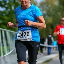 Helsinki Half Marathon - Hannele Vertainen (2420)