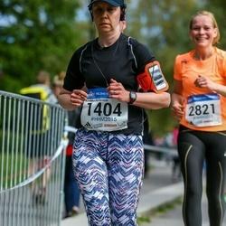 Helsinki Half Marathon - Kirsikka Myllyrinne (1404)