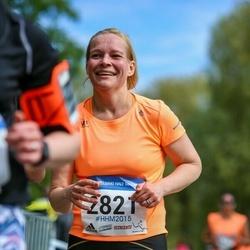 Helsinki Half Marathon - Maija Rytkönen (2821)