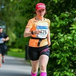 Helsinki Half Marathon - Annika Virtanen (2476)