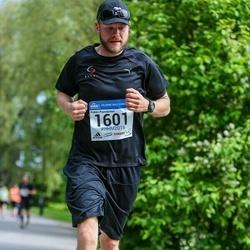Helsinki Half Marathon - Pekko Paavilainen (1601)