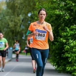Helsinki Half Marathon - Mari Ristilä (1863)