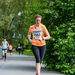 Helsinki Half Marathon - Minna Peltonen (1663)