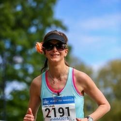Helsinki Half Marathon - Laura Takala (2191)