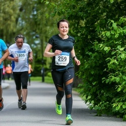 Helsinki Half Marathon - Hannele Fahlur (259)